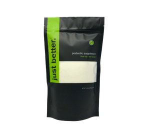 300g Refill Pouch - just better.® prebiotic supplement (About 50 servings)