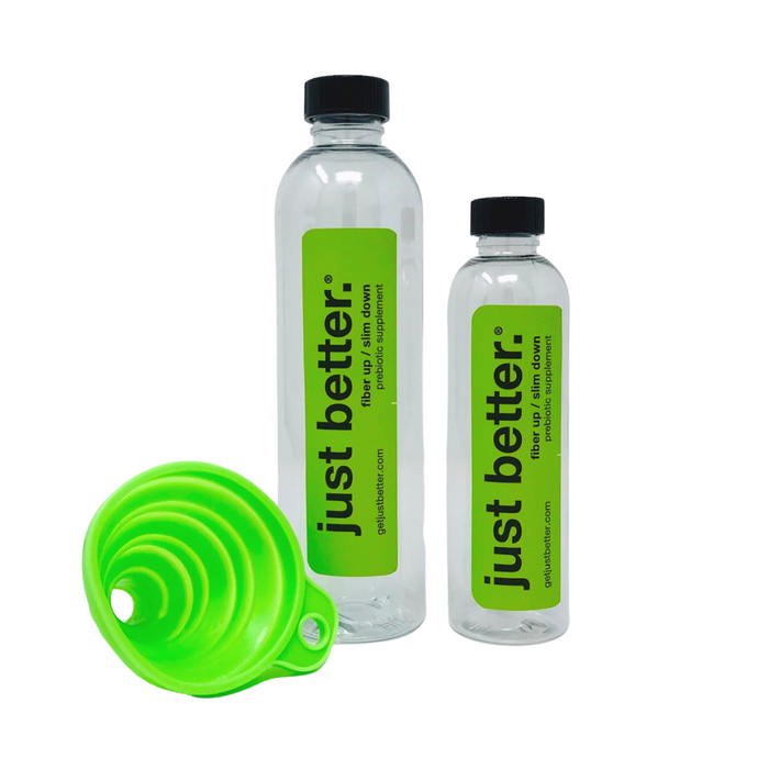 just better.®️ Travel Bottle Kit