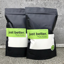 2 pack - 300g Refill Pouch - just better.® prebiotic supplement (About 50 servings per pouch)