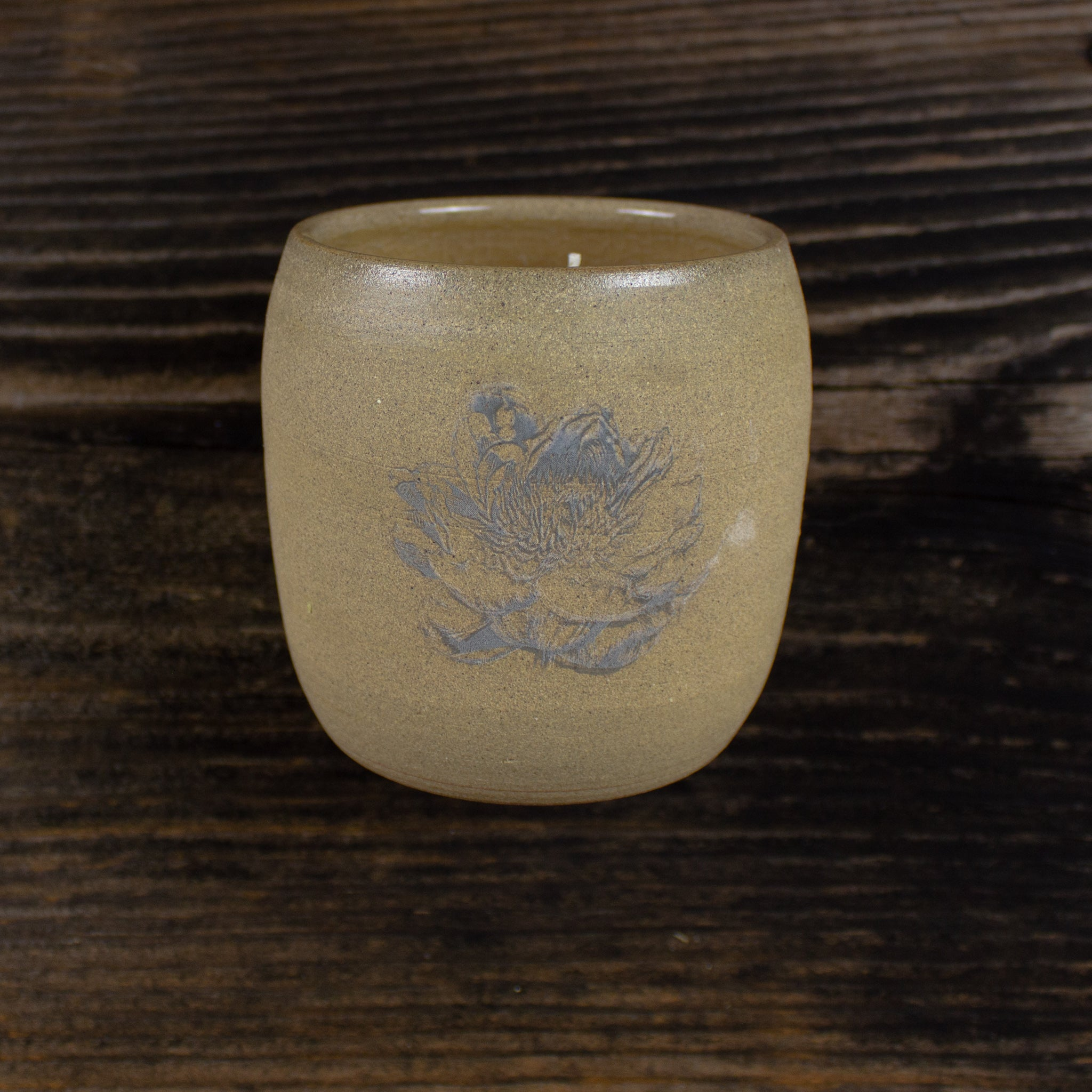 Handcrafted Treasure Candle #2