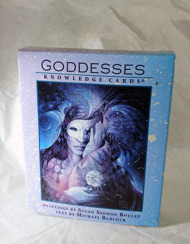 Goddesses - knowledge cards