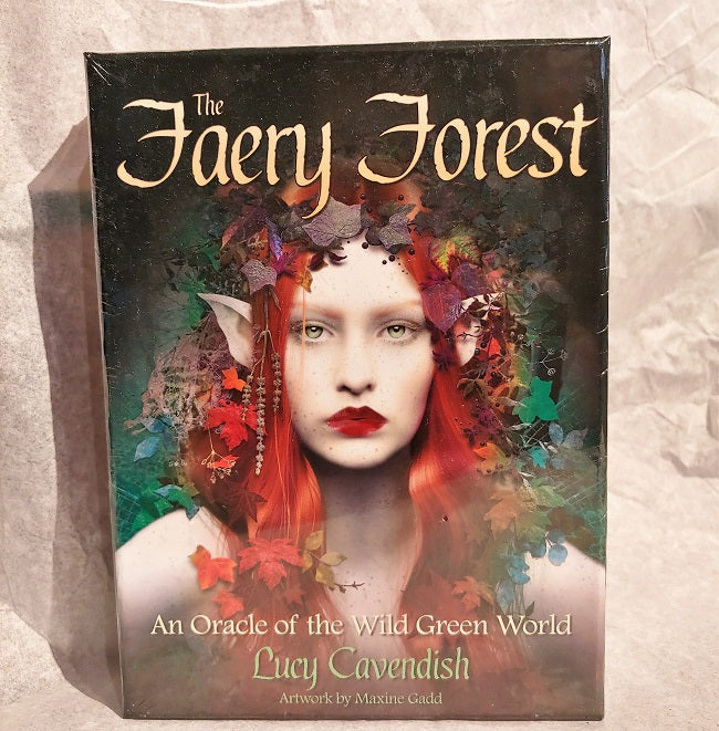 Faery Forest - An Oracle of the Green World