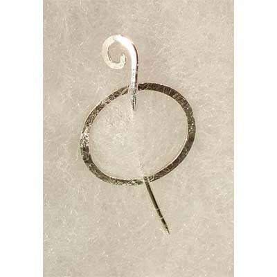 Shawl pin - Circle