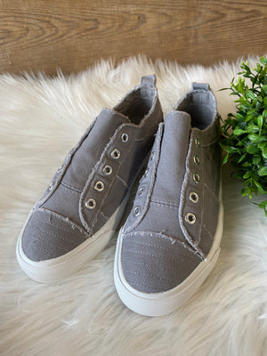 Corky's Babalu Sneaker in Grey
