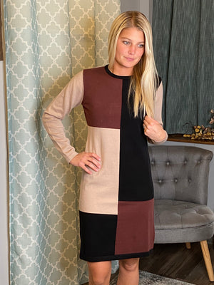 Chesney Sweater Dress