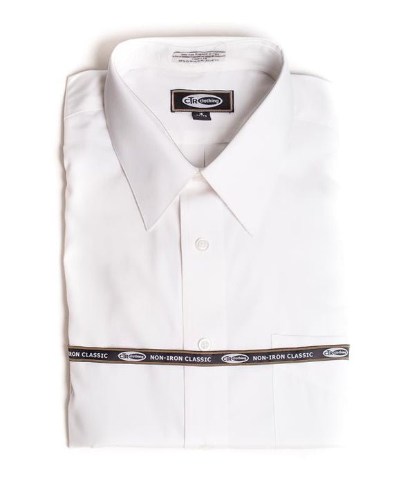 CTR Clothing Classic Fit Non-Iron Shirt