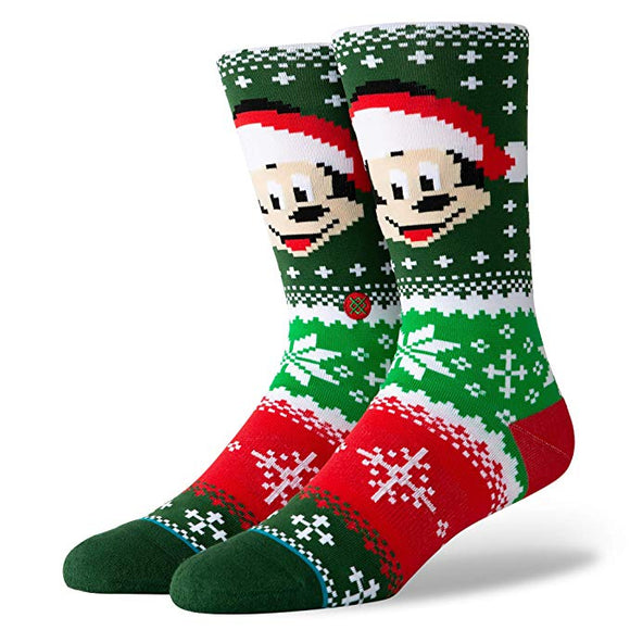 Stance Socks - Mickey Claus