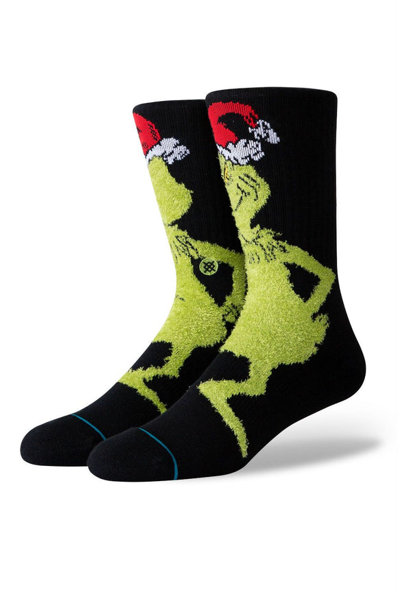 Stance Socks - Mr Grinch