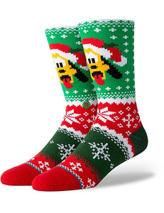 Stance Socks - Pluto Claus