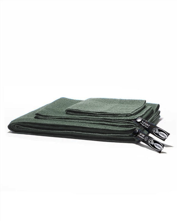 Microfiber Terry Cloth Towel Set