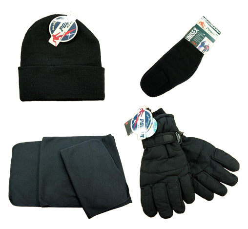 Cold Weather Accessory Kit