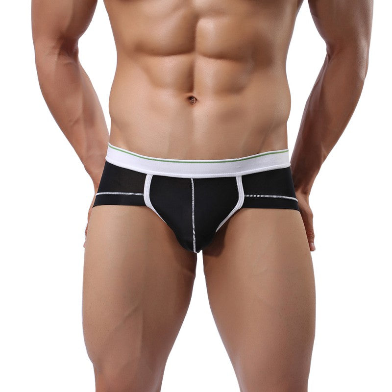 Men's Ultra-Sheer Mesh Brief