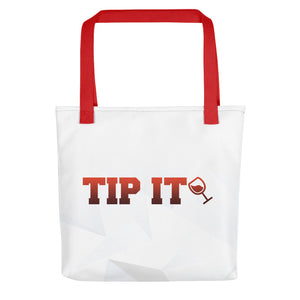 """Tip It"" Tote Bag"