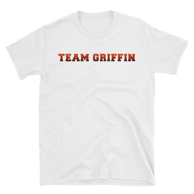 Team Griffin Tee (White & Black)