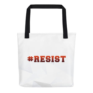 """#Resist"" Tote bag"