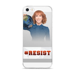 #Resist iPhone 5/5s/Se, 6/6s, 6/6s Plus Case