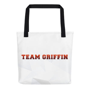 """Team Griffin"" Tote Bag"