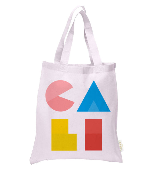 California Block Tote