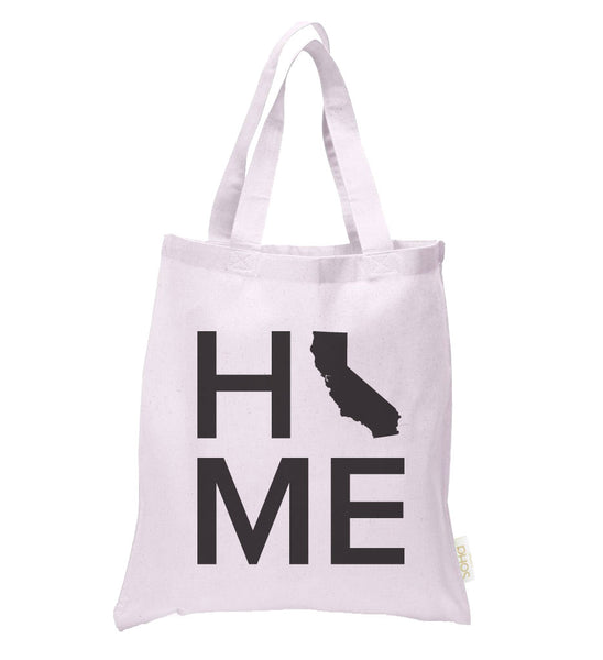 Home California Canvas Tote
