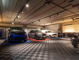 SHOWROOM 160m2 Subterranean Garage and Bar