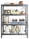 "60"" Wide Heavy Duty Rack with 4 x 18"" Deep Shelves"