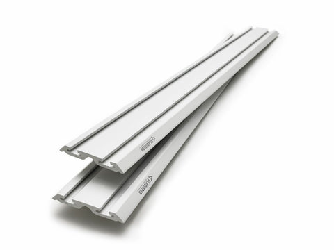4' Wide GearTrack Channels (2-Pack)