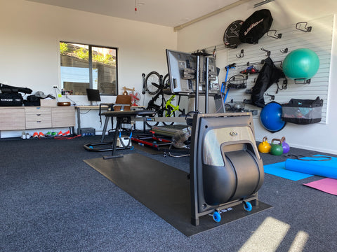 SHOWROOM Gym and Training Business
