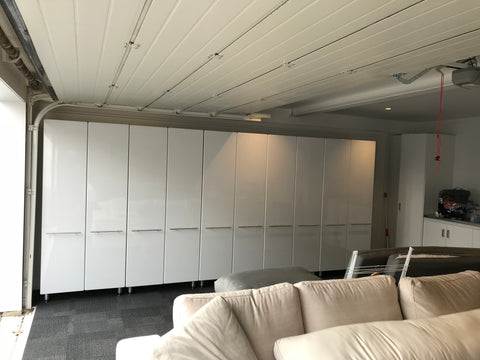 SHOWROOM Conversion to Break Out Room
