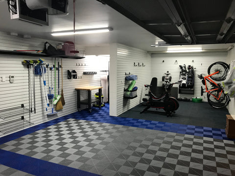 SHOWROOM Full Wall Storage