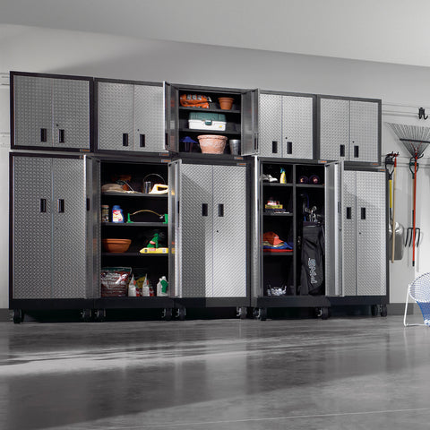 SHOWROOM Quality Steel Cabinets