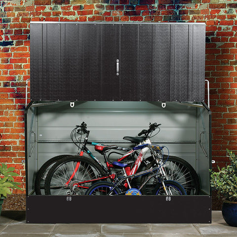 The Bike Box™ with Security Kit