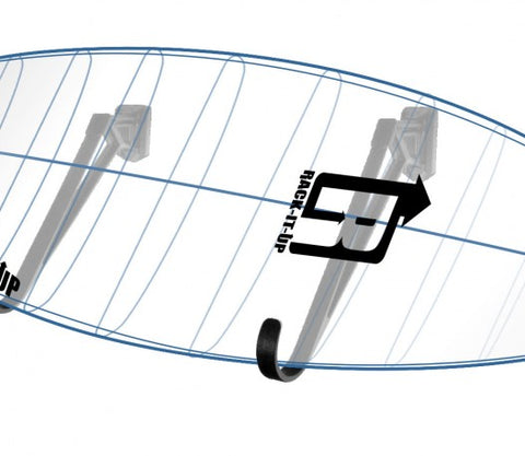 Surf Rack Indoor / Outdoor
