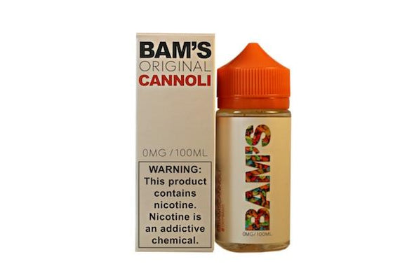 Original by Bam Bam's E-Liquid [100ml]