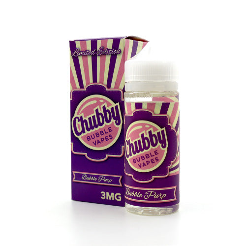 Chubby Bubble Purp [120ml]