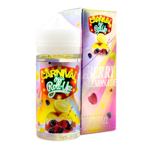 Berry Lemonade Carnival by Juice Roll-Upz [100ml]
