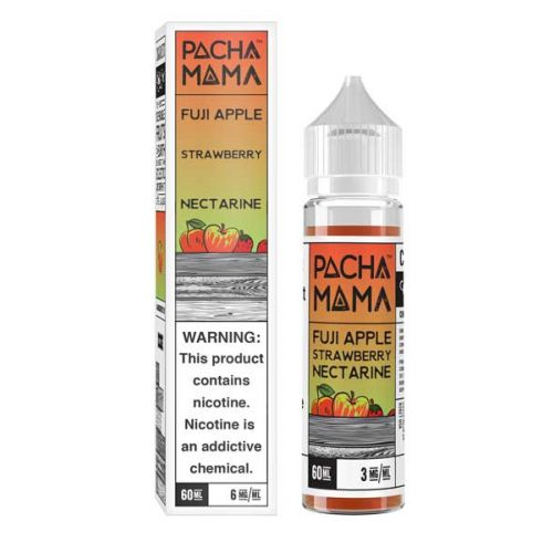 Fuji Apple Strawberry Nectarine by Pachamama [60ml]
