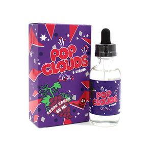 GRAPE CANDY by POP CLOUDS E-LIQUID [60ML]