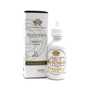 Ice Cream Sandwich by KILO-White Series [60ml]