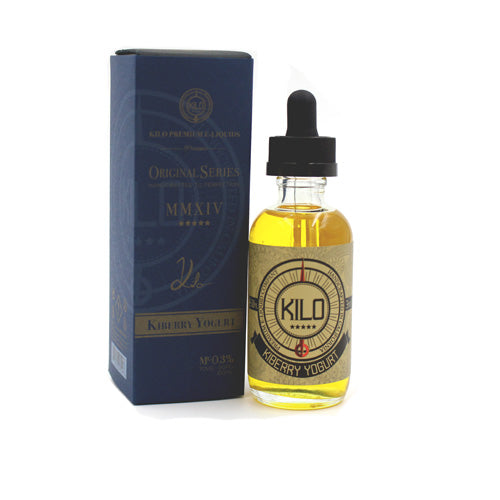 Kiberry Yogurt by KILO-original series [60ml]
