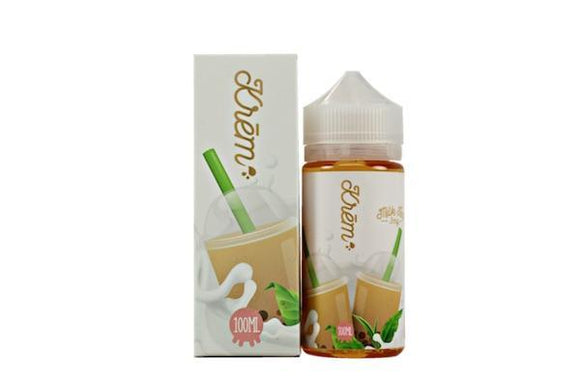 Milk Tea Krem by Skwezed [100ml]