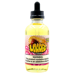 Strawberry Jelly Donut by Loaded [120ml]