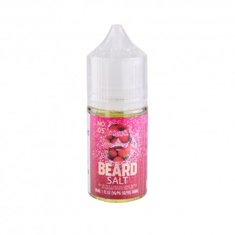 NO. 05 by BEARD SALT [30ML]