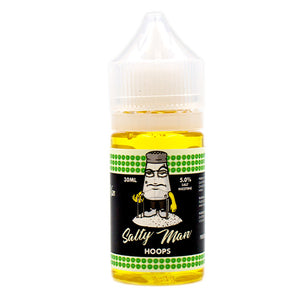 HOOPS by SALTY MAN [30ML]