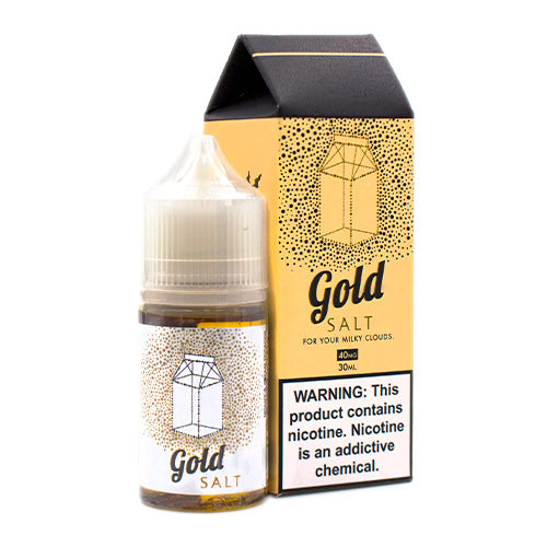 Gold by The Milkman Salt [30ml]