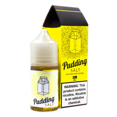 Pudding by The Milkman Salt [30ml]
