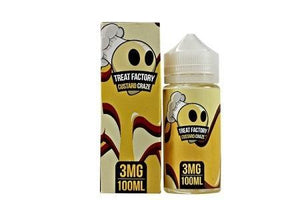 CUSTARD CRAZE by TREAT FACTORY [100ML]