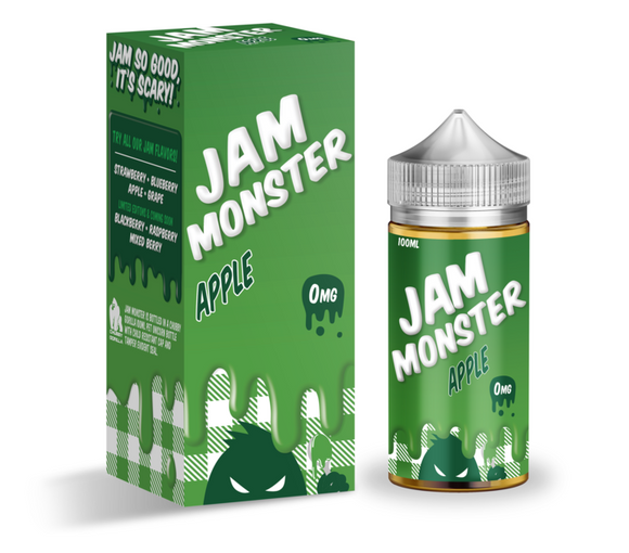 APPLE by JAM MONSTER [100ML]