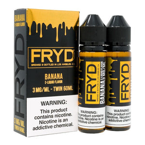 FRYD (BANANA) [120ml]
