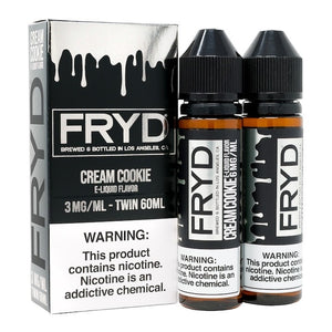 FRYD (CREAM COOKIE) [120ml]