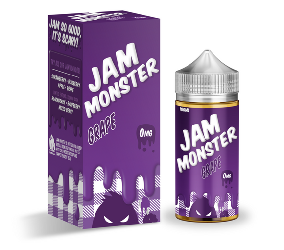 GRAPE by JAM MONSTER [100ML]